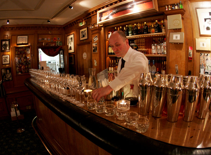 Portrait Colin by Loll Willems