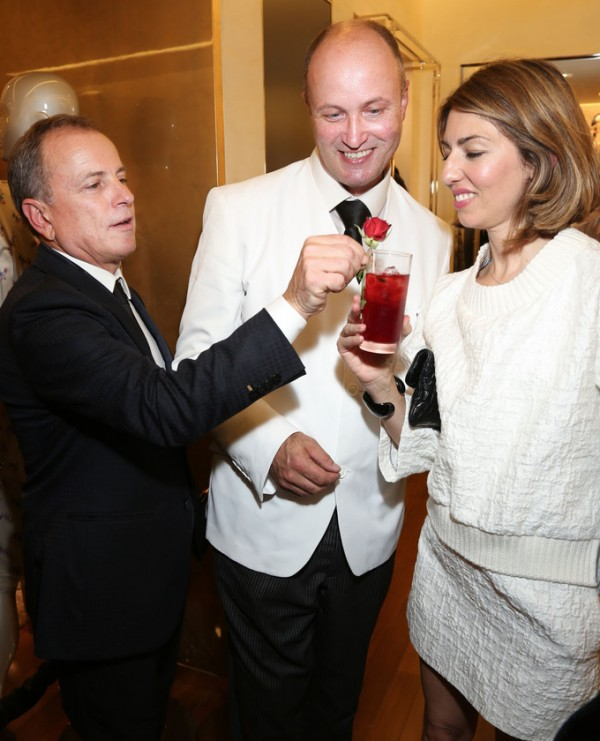 A Special Cocktail for Sophia Coppola