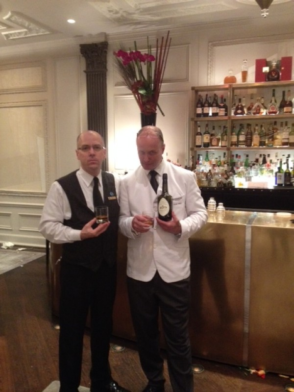 THE PIERRE NEW YORK WITH COLIN FIELD